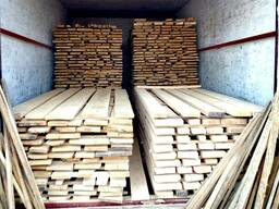 Ash planks not edged, dry - 8%, 50mm 3m 0-1 grade