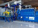 Б/У газопоршневой двигатель MWM TCG 2032 V 16, 4300 Квт Цена - фото 1