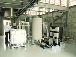 Биодизельный завод CTS, 10-20 т/день (автомат)