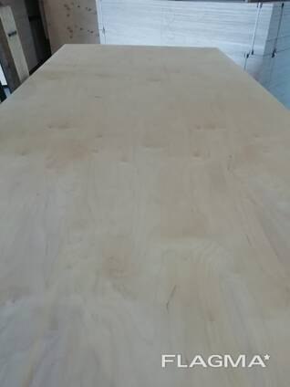Birch plywood for export from Russia