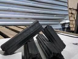Charcoal briquette hexagonal - photo 3