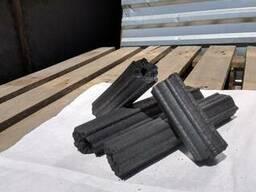 Charcoal briquette hexagonal - photo 4