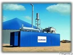 Газопоршневая электростанция (800 квт- 4 мвт) - фото 2