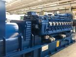 Газопоршневая электростанция SUMAB (MWM) 2000 Квт - фото 7
