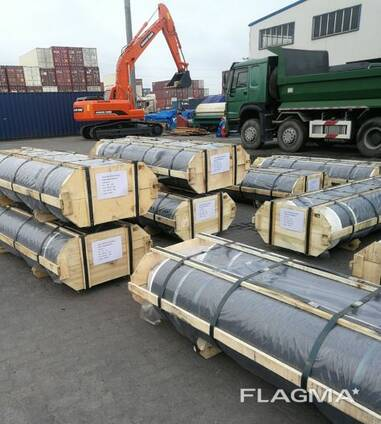 Graphite Electrodes UHP HP RP diameter 100-700 mm Low Price