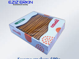 Крекеры «Taýajyk» - 500 гр в ассортименте
