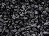 "Уголь марки ""ДОМ"" (13-40 mm)   Coal of the ""DOM"" brand 13-40 - photo 1"